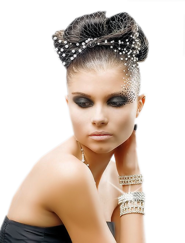 Femmes Bijoux Série 3