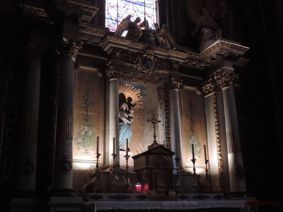 Cognac - l'église Saint Léger (16) -2