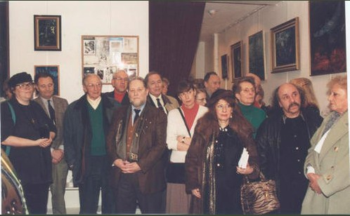Inauguration de notre galerie