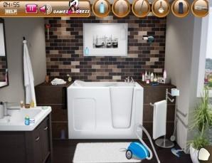Hidden objects - Modern toilet
