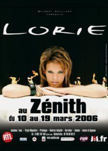 Lorie en Live