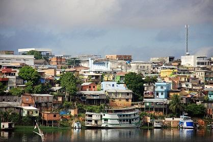 La ville flottante de Manaus ...
