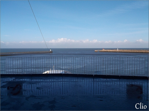De Calais à Douvres