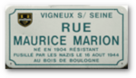 Maurice Alexandre MARION