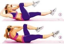 """Résultat de recherche d'images pour """"crunch exercise"""""""