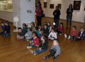 Musée d'art PS au CP