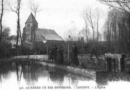 Famille Cherbuy Leugny