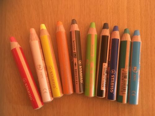 Crayons Woody 3 en 1