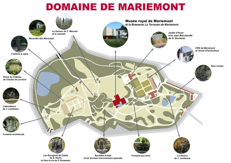MUSEE DE MARIEMONT -