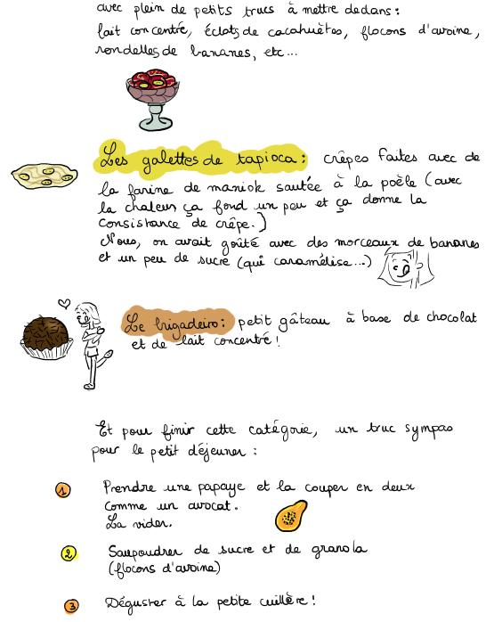 La bouffe (Brésil 5#)