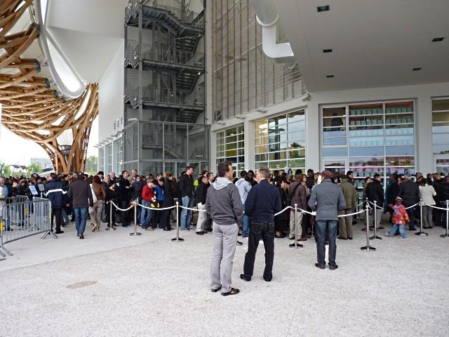 Pompidou Metz pique-nique 20 16 05 10