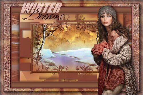 Winter Dreams d'Hélis Créations