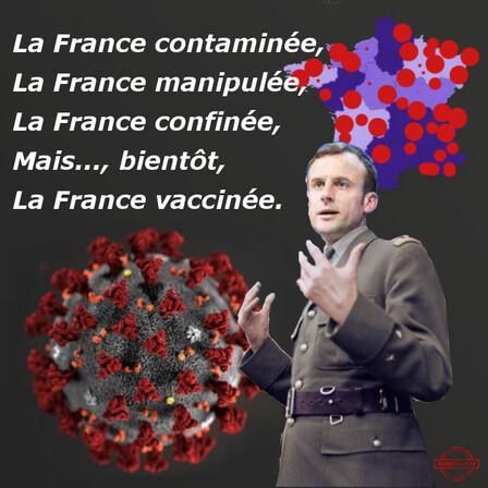 La France vaccinée