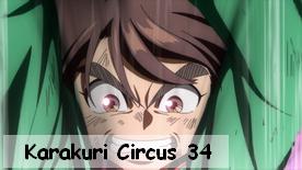 Karakuri Circus 34