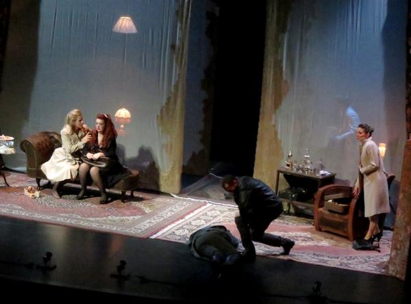 """""""Résistantes"""", une pièce de théâtre poignante et pleine d'humanité a été très applaudie au Théâtre Gaston Bernard de Châtillon sur Seine"""