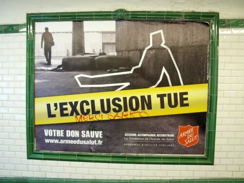 exclusion tue affiche