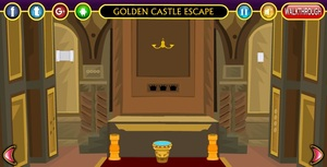 Jouer à Golden castle escape