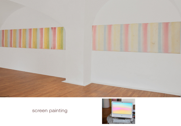 SCREEN PAINTING