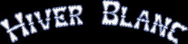 *** Hiver Blanc ***