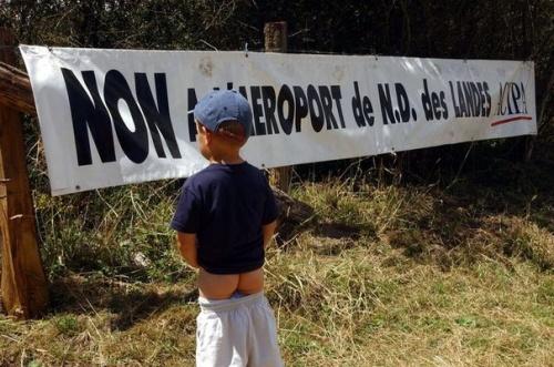 Le PCF et l'aéroport Notre-Dame-des-Landes
