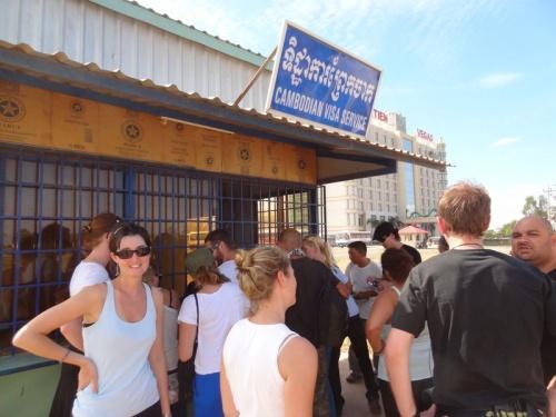 La frontière Vietnam-Cambodge