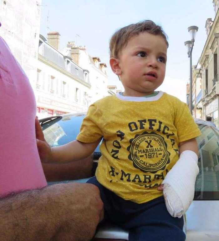 Val-d'Oise : la main coincée dans l'escalator, un enfant est amputé de plusieurs doigts