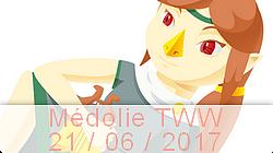 Vectoriel   Médolie TWW