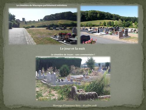 Boucle de 7 km autour du cimetière de Maurepas