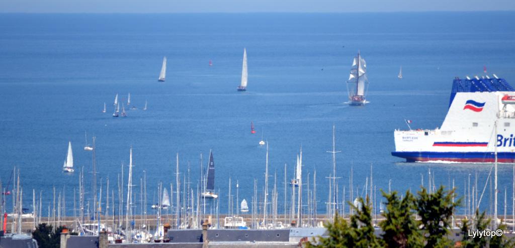 Je visite Cherbourg (fin).