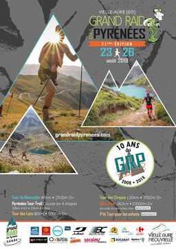 Le Grand Raid des Pyrénées - Piau-Engaly (65) - Vendredi 24 août 2018