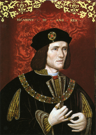 Richard III - National Portrait Gallery