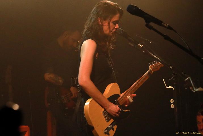 Concert de Laura Cox au Trabendo