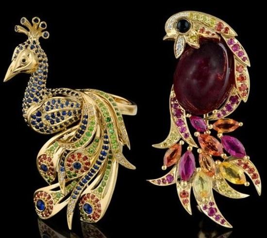 Jewellery kaleidoscope