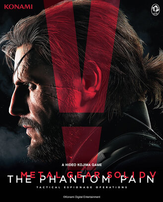 2015-Metal Gear Solid V: The Phantom Pain (Video Game)
