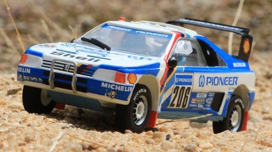 Peugeot 405 Rallye turbo 16