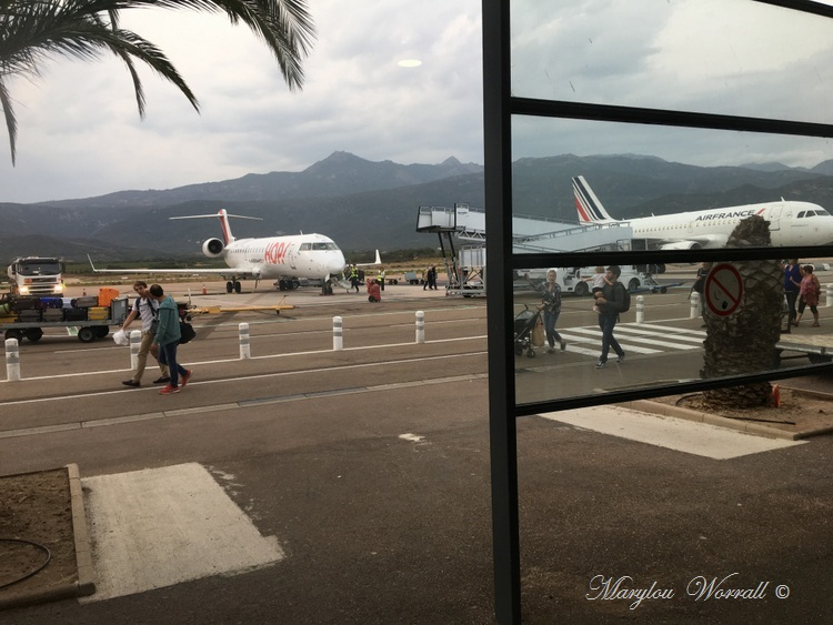 Corse : Aéroport de Figari