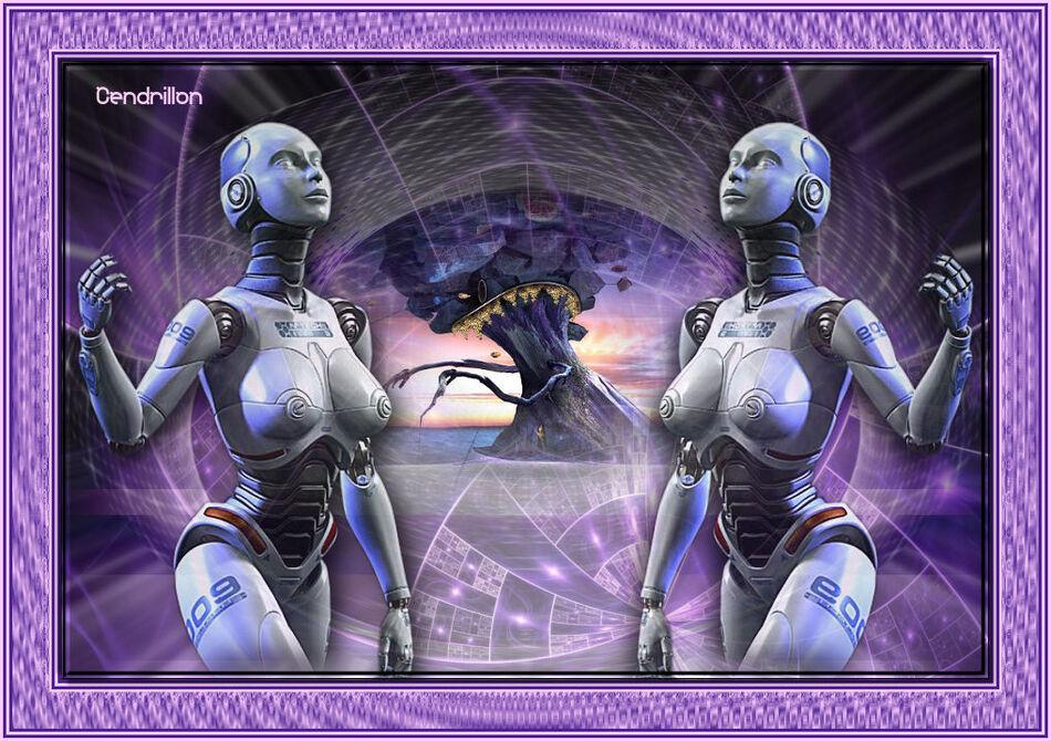 Robotisation - Ladysign