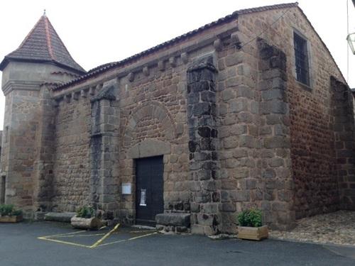 Chapelle des pénitents à Marsac en Livradois