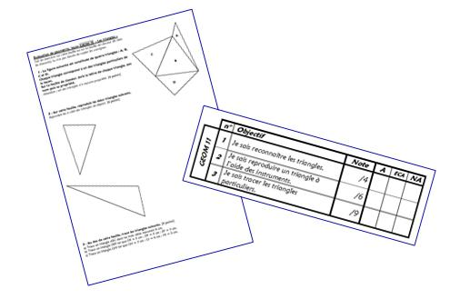 Les triangles (séquence complète)