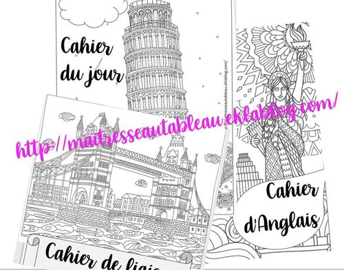 Pages de garde Tour du Monde