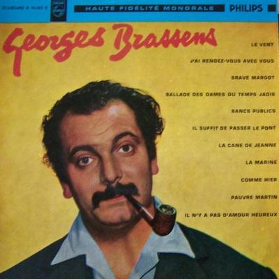 Georges Brassens, 1959