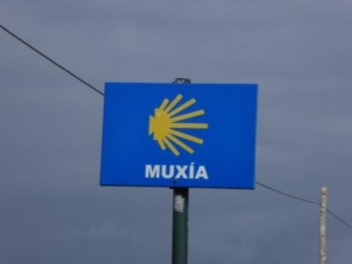Muxia, c'est la fin !