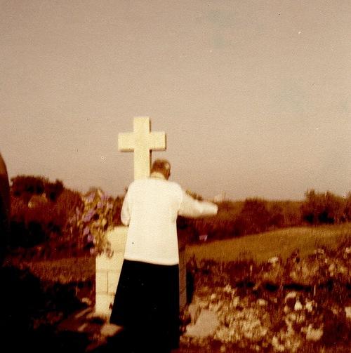 Bénédiction de la croix de Terrié