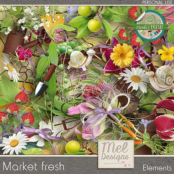 Market fresh - Elements