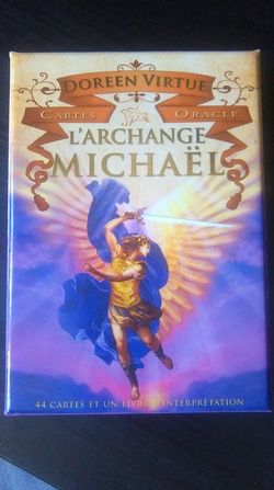 Cartes de l'Archange Mickael