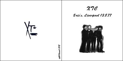 Live(s) - Jour 7 - XTC - Eric's Liverpool - 13 août 1977