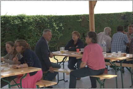 13 juin 2015 - Barbecue