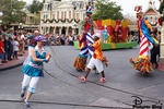 Magic Kingdom (Florida) - Move it ! Shake it ! Celebrate it ! Street Party