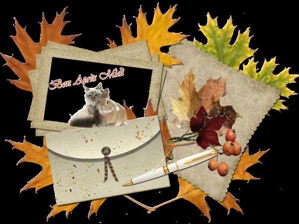 Bienvenue : L' automne