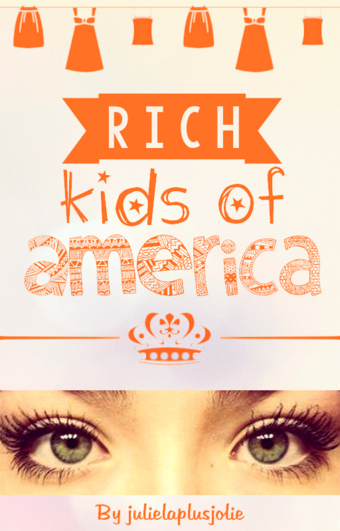 Couverture - Rich Kids of America